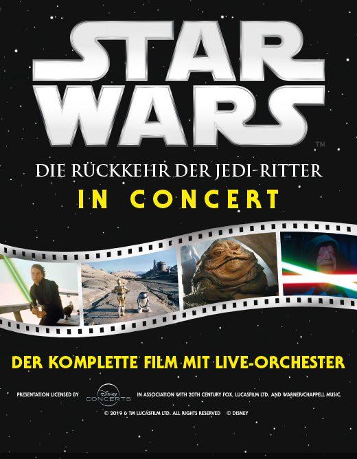STAR WARS in Concert: Die Rückkehr der Jedi-Ritter