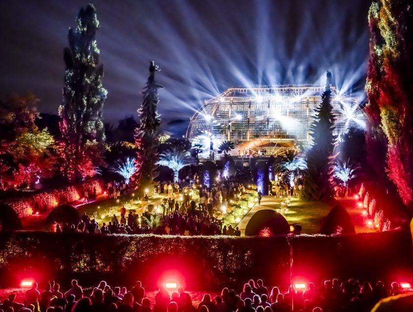 Berlin verzaubert: Botanische Nacht und Fète de la Musique
