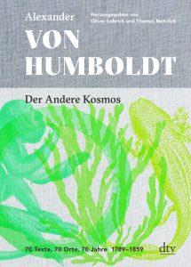 """Buchcover von dem Sachbuch """"Der andere Kosmos""""."""