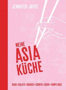 Buchcover Kochbuch Meine Asia-Küche