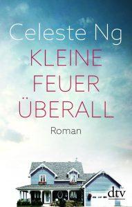 """Buchcover von dem Roman """"Kleine Feuer überall""""."""