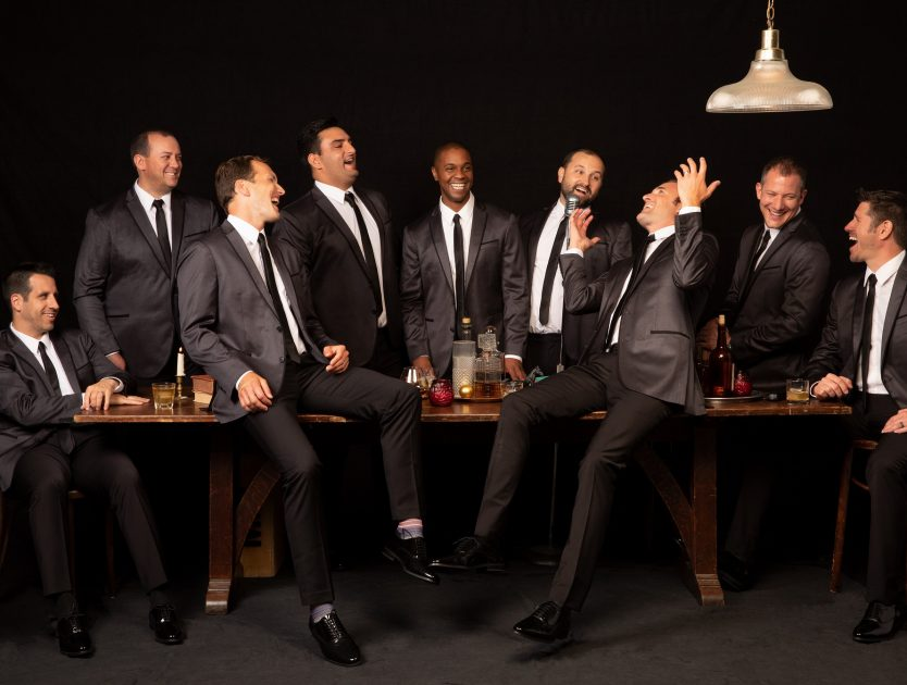 "Straight No Chaser auf ""The Open Bar Tour"""