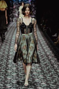 Berliner Fashion Week Lena Hoschek