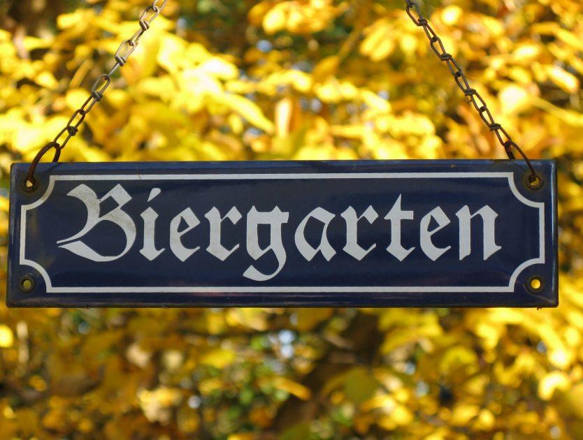 Ausflugstipps: Biergärten in der Haupstadt