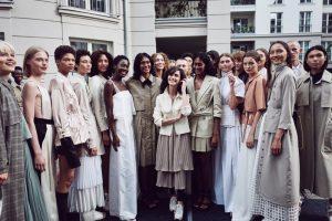 Berliner Fashion Week Nobi Talai