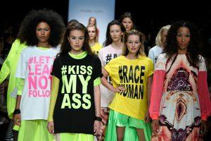 Berliner Fashion Week Rebekka Ruetz
