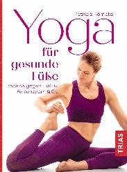 """Das Buchcover von """"YOGA für gesunde Füße. Asanas gegen Hallux, Fersensporn & Co."""" Ein Buchtipp"""