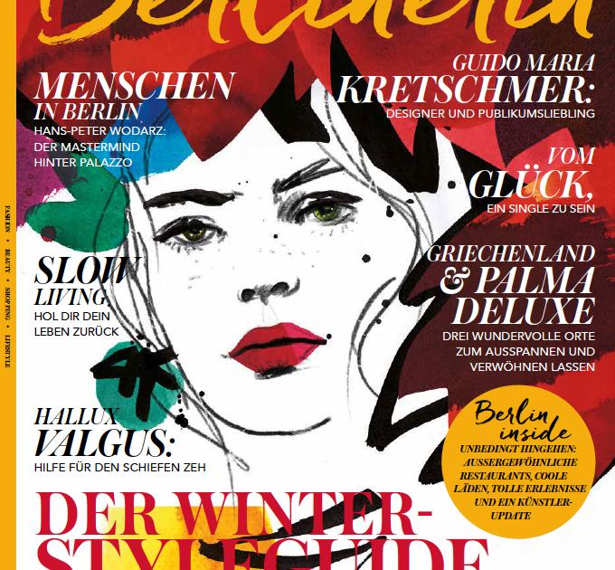 Berlinerin Oktober Ausgabe 2019