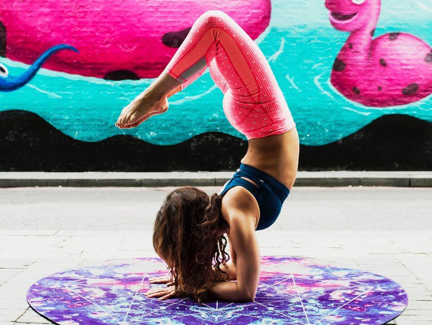 Pilates: 3 einfache Übungen für Zuhause