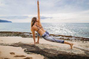 Yoga Rückenschmerzen Low Lunge
