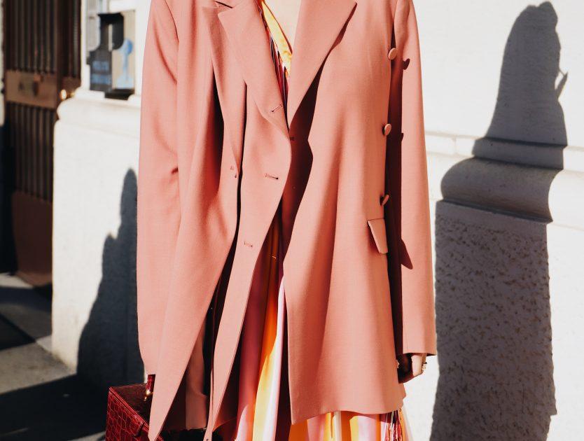 Modetrend 2019: Lange Blazer sind jetzt angesagt