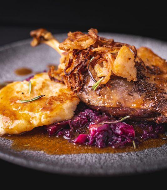 Traditionsreiches Gans essen in der Hauptstadt - die Top 3 Restaurants