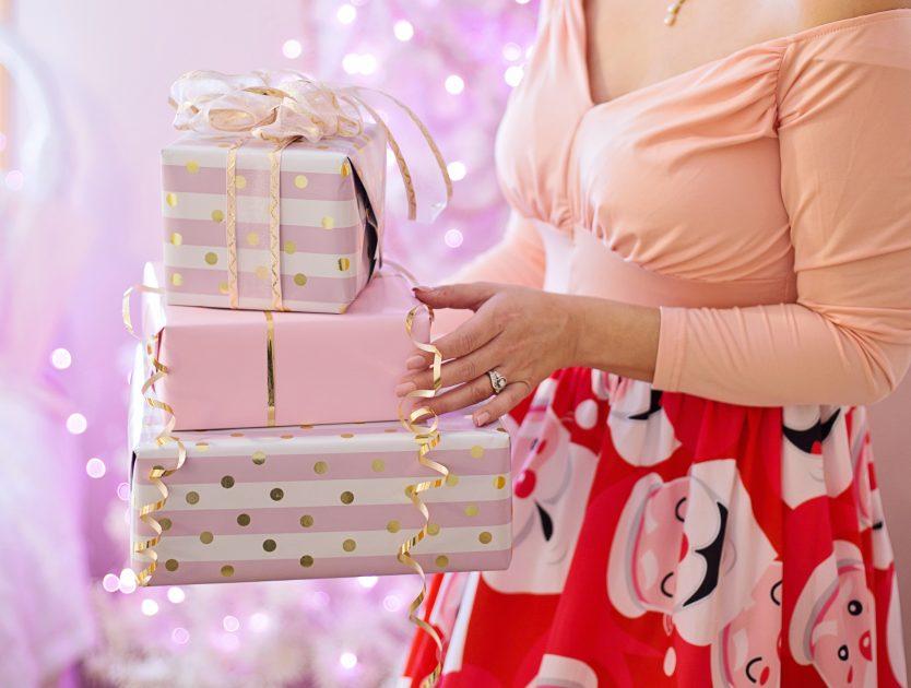 3 festliche Outfits für Weihnachten