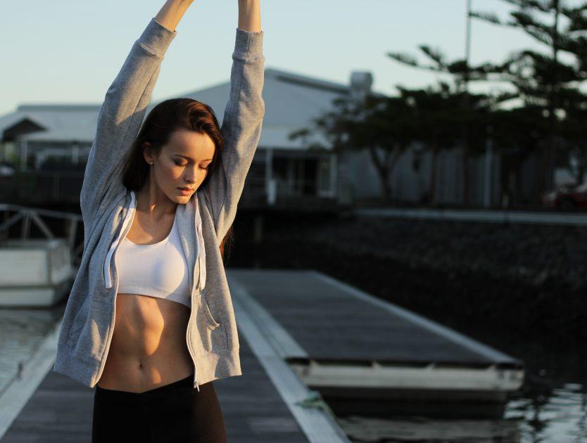 Bauchfett-weg-Übungen: Das Workout für Zuhause