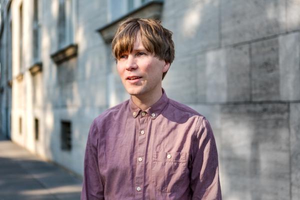 Kristoffer Gansing, Artistic Director transmediale