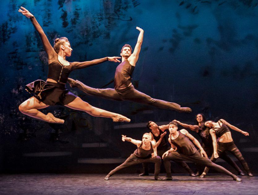 Veranstaltungstipp's: Ballet Revolució + Blauer Montag