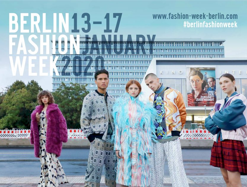 Impressionen der Berliner Fashion Week 2020