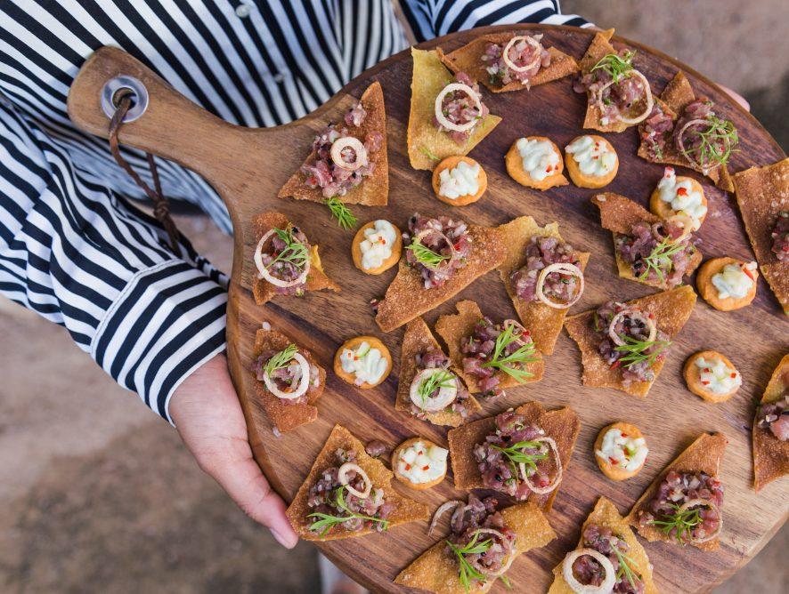 Fingerfood selber machen: Rezepte für ein Essen mit Freunden