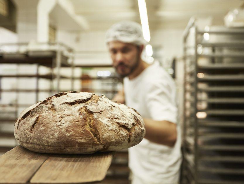 Frisches Brot genießen auch in Zeiten der Corona Krise