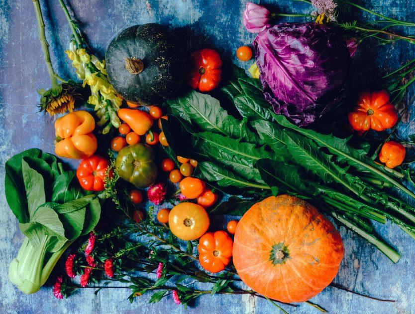 Saisonkalender: Obst und Gemüse im März