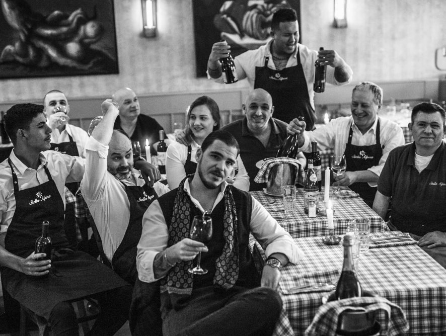 Stella Alpina: Der Italiener im Herzen von Berlin