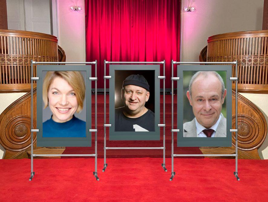 GEIST MIT HUMOR – Schlosspark Theater im Live-Stream