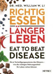 Richtig essen länger leben