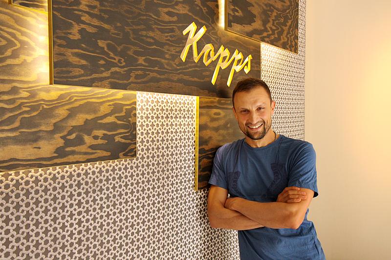 Restaurant Kopps: Erlesener Gemüse-Schmaus auf Spitzenniveau
