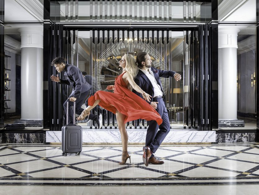 "Berlin: Das ""THE RITZ-CARLTON"" ist ""BACK ON STAGE!"""