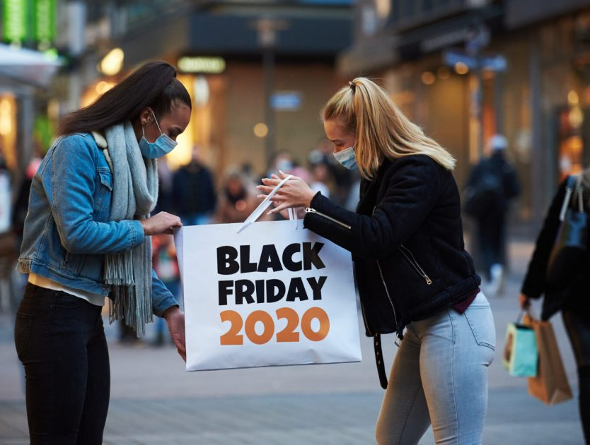 Black Friday in Berlin