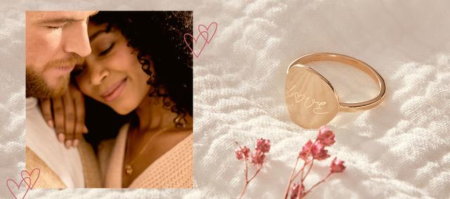 Valentinsgeschenke: Gravierte Schmuckstücke für die Ewigkeit