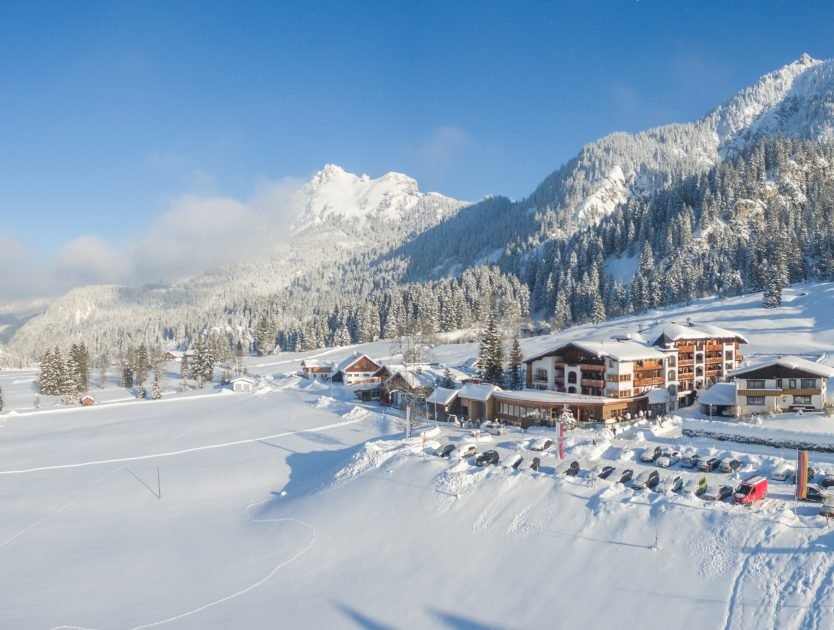 Neues alpines Hideaway im Hotel Bergblick