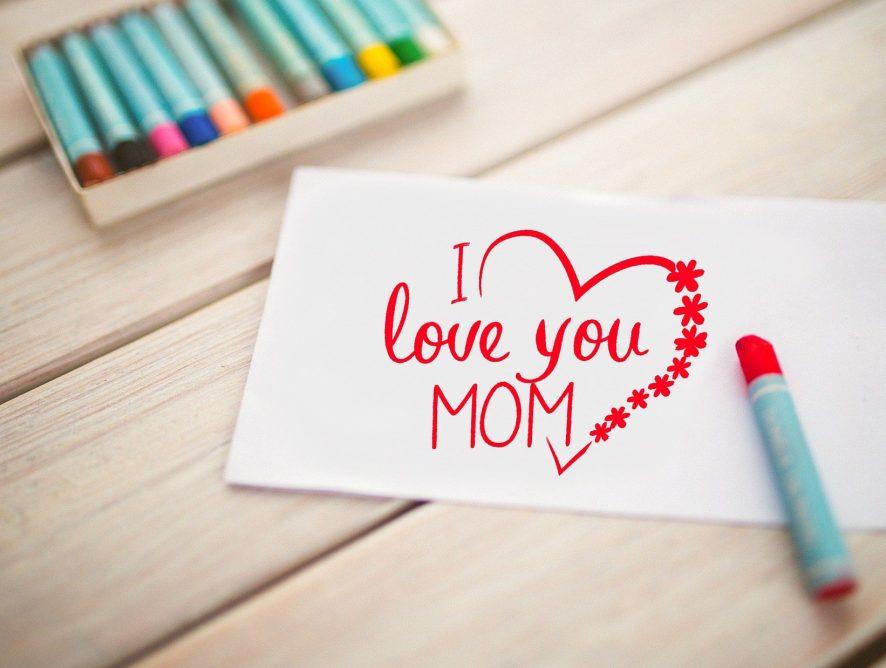 Schöne Geschenke für die besten Mütter der Welt