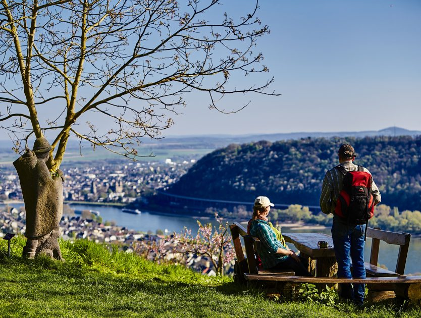 Entschleunigung am Mittelrhein – Zwischen Wandern, Wellness und Wein den Urlaub genießen