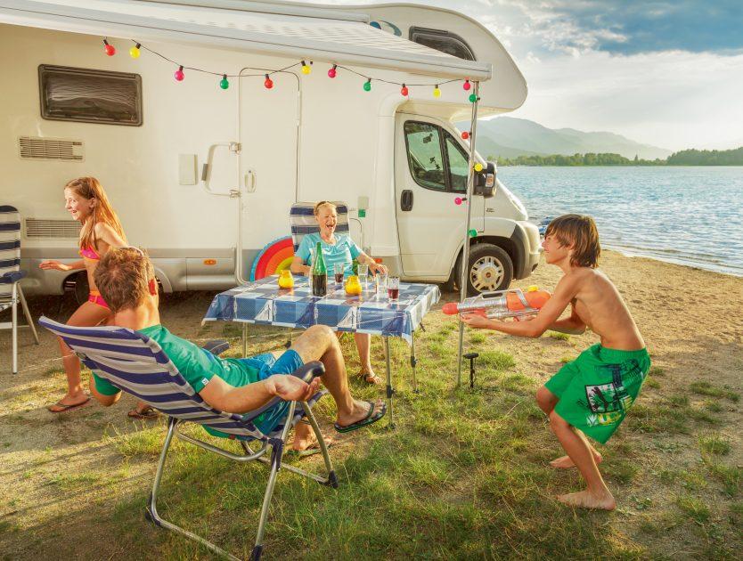 Auf die Zelte, fertig, los! – Unvergessliche Campingurlaube an Kärntens Seen erleben
