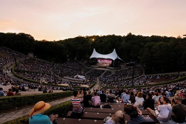 Waldbühnenkonzert: Kirill Petrenko dirigiert mit den Berliner Philharmonikern