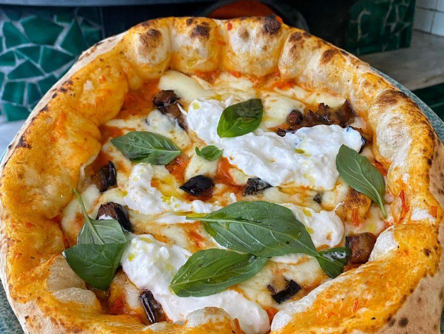 Neapolitanische Pizza der (Welt-)Meisterklasse